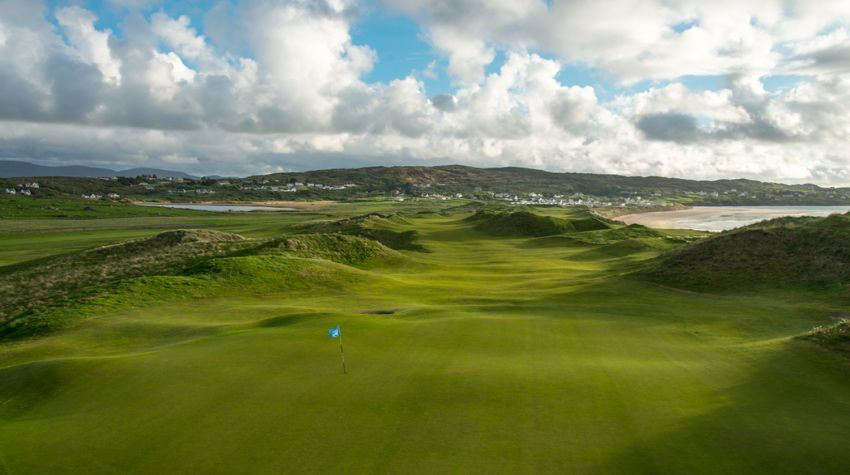 Nairn and Portnoo - Ireland golf packages