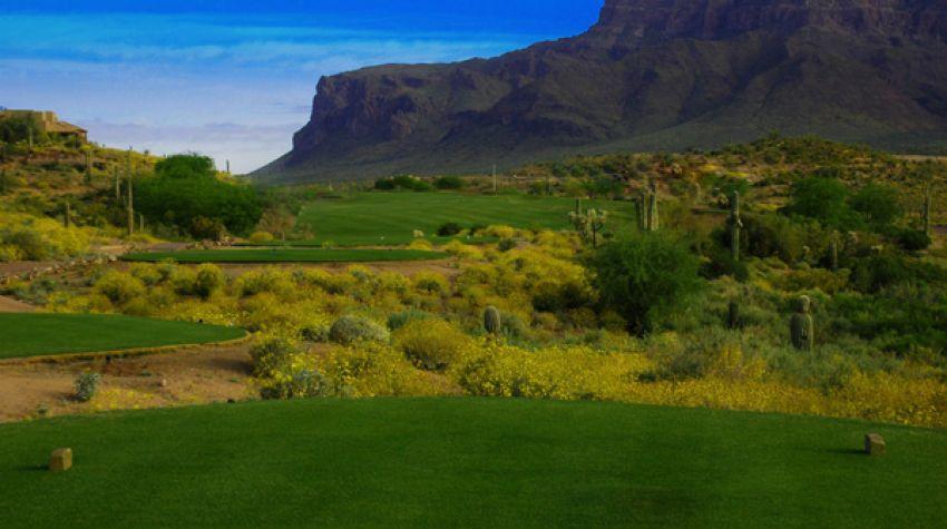 Sidewinder Golf Club (at Gold Canyon Resort)