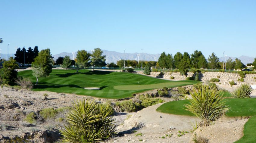 Badlands GC - Nevada golf packages
