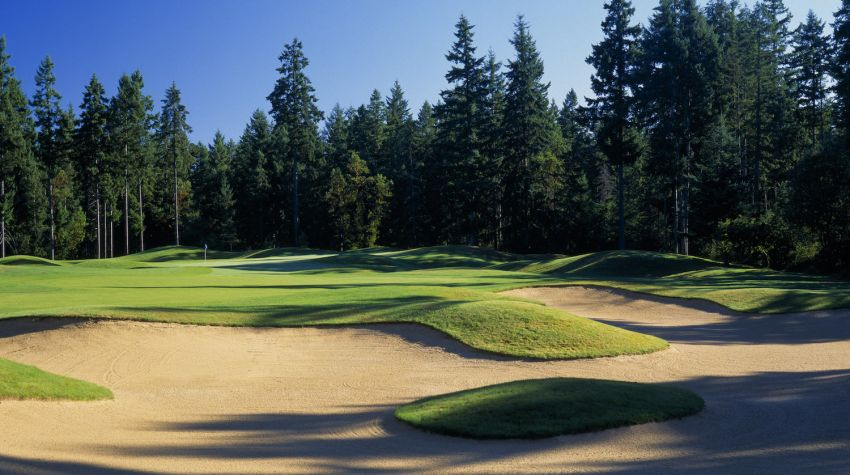Golf Club at Hawks Prairie - Seattle - Washington golf packages
