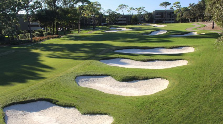 Innisbrook Resort - Copperhead Course; Tampa golf packages