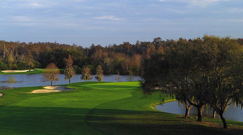 Innisbrook Resort - Island GC  Tampa golf packages