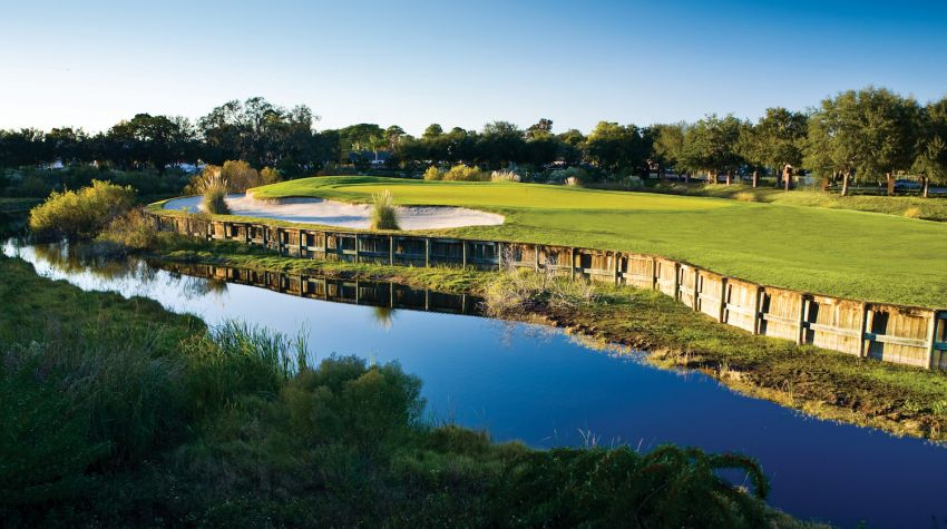 Innisbrook Resort - South Course  Tampa golf packages