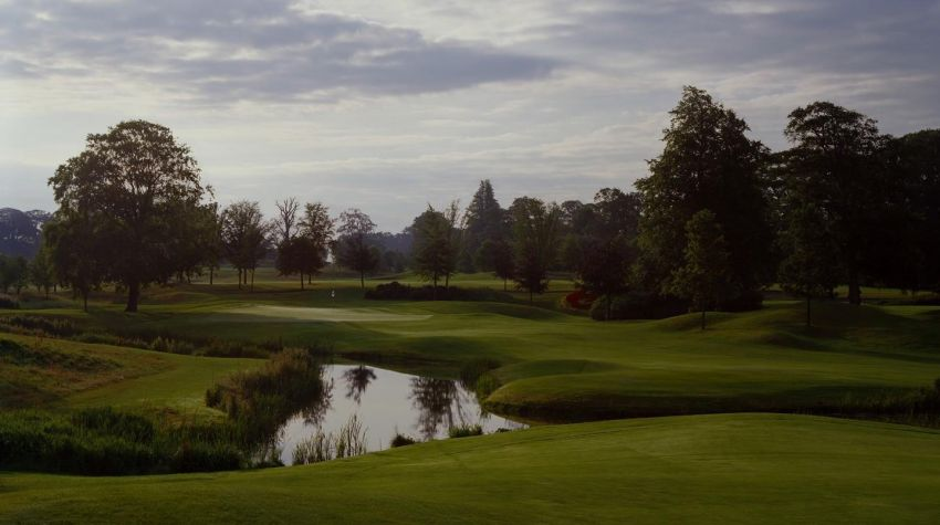 K  Club   (Palmer Ryder Cup & Smurfit Courses)