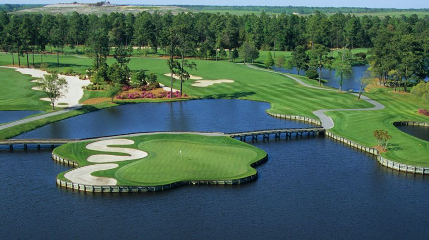 Myrtle Beach National GC - Kings Course