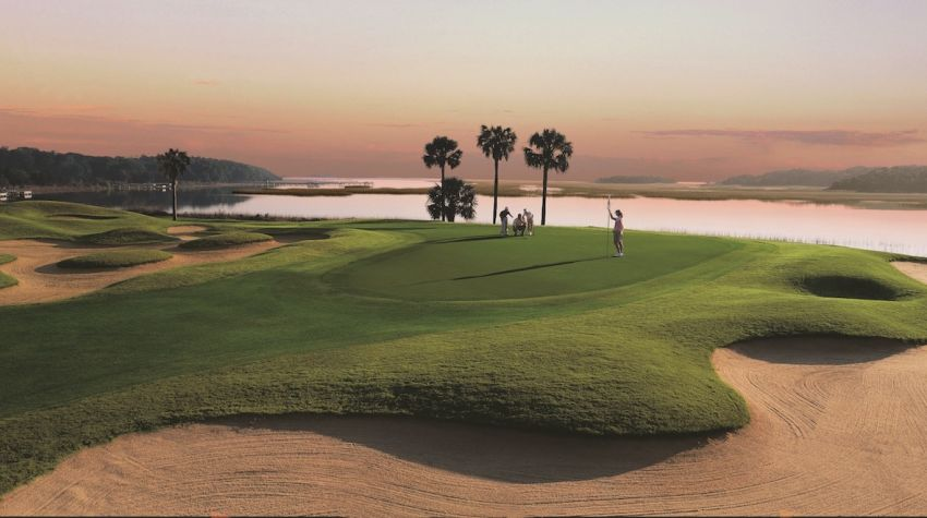 Kiawah Resort - Oak Point GC
