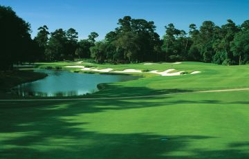 Kiawah Island Golf Resort - Cougar Point Gc