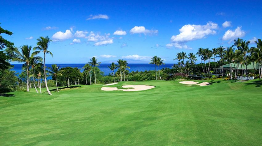 Wailea GC - Gold Course