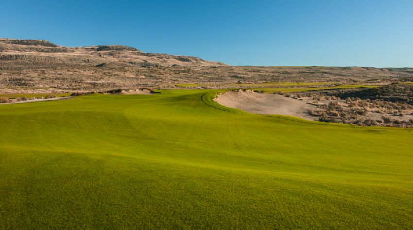 Gamble Sands Golf Course