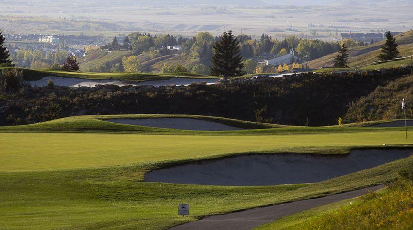 Links of Gleneagles - Alberta golf packages