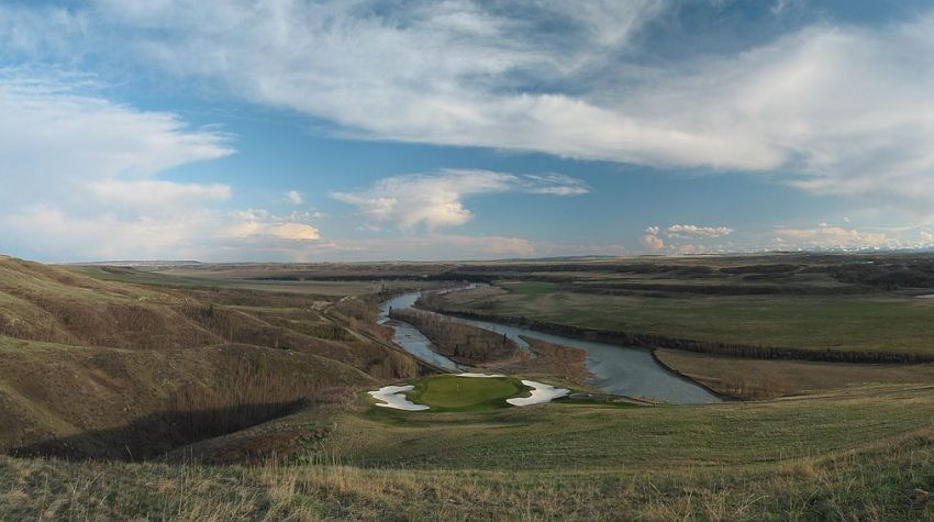 Links of Gleneagles - Alberta golf packages