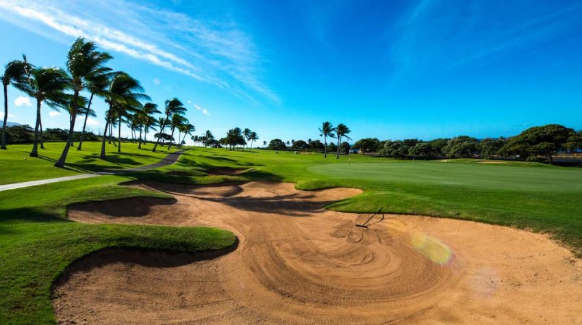 Ka'anapali Golf Courses: Kai