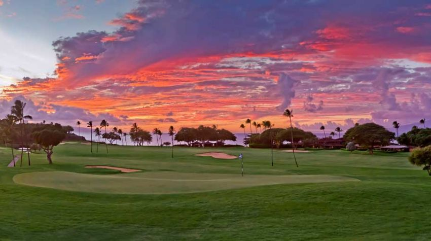 Ka'anapali Golf Courses: Royal