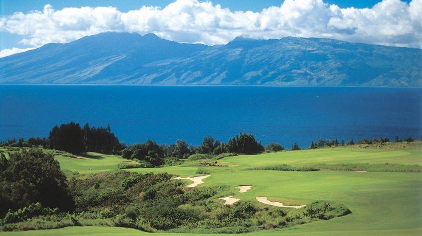 Kapalua Golf; Plantation Course