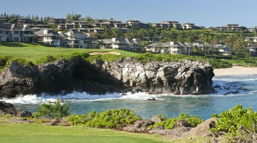 Kapalua Golf; Bay Course