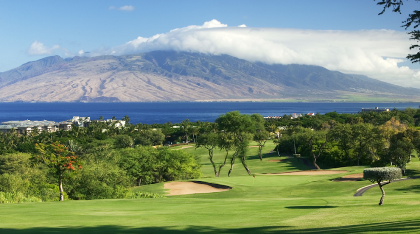 Wailea GC - Blue Course