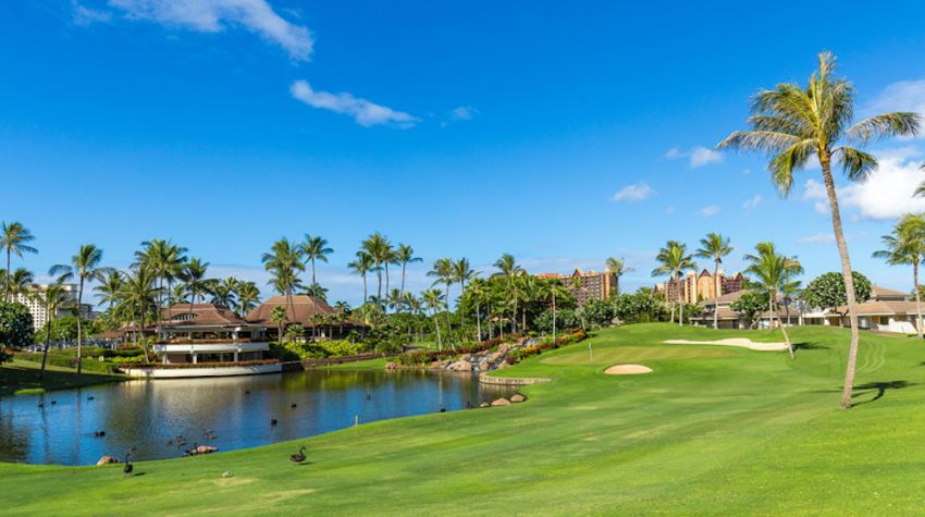 Ko Olina Golf Club: Oahu
