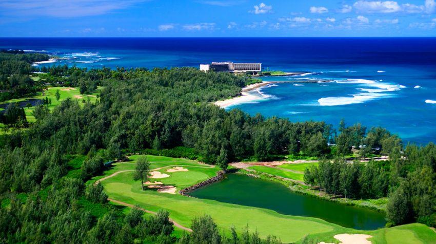 Turtle Bay Resort - Palmer Course: Oahu
