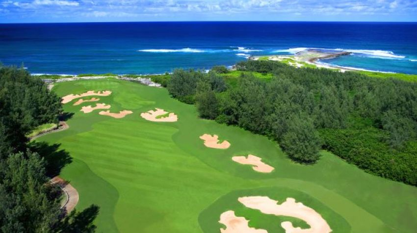 Turtle Bay Resort - Palmer Course: Oahu