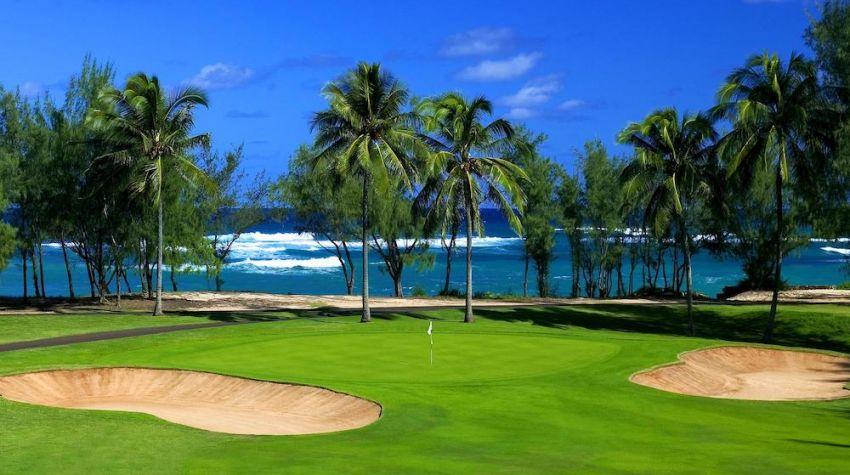 Turtle Bay Resort - Fazio Course: Oahu