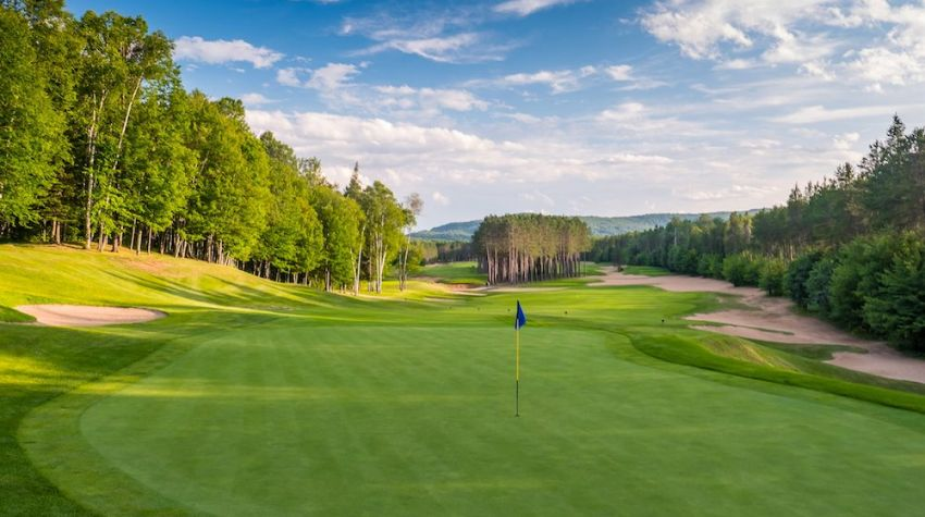 Le Diable GC - Tremblant golf packages
