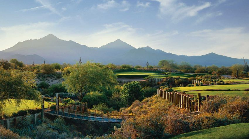 Phoenix - Scottsdale golf packages - Grayhawk GC - Talon Course
