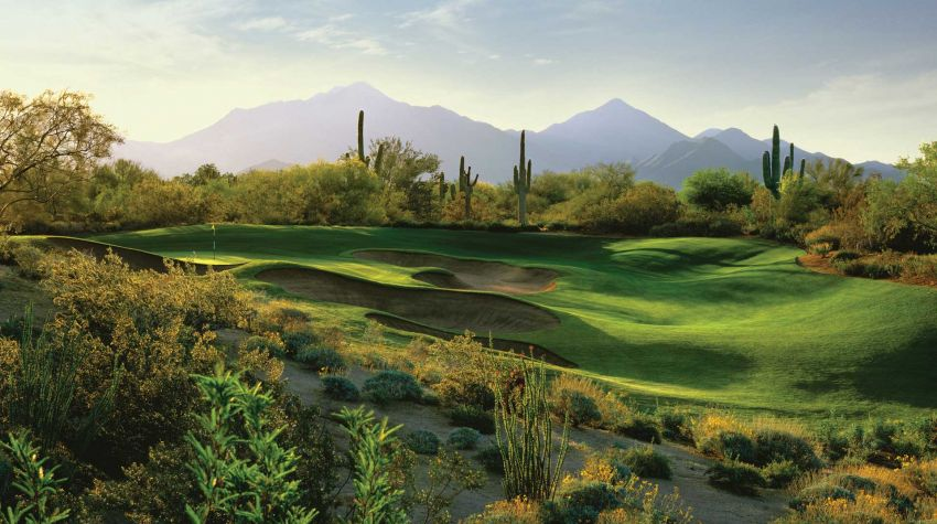 Grayhawk GC - Raptor Course - Arizona golf packages