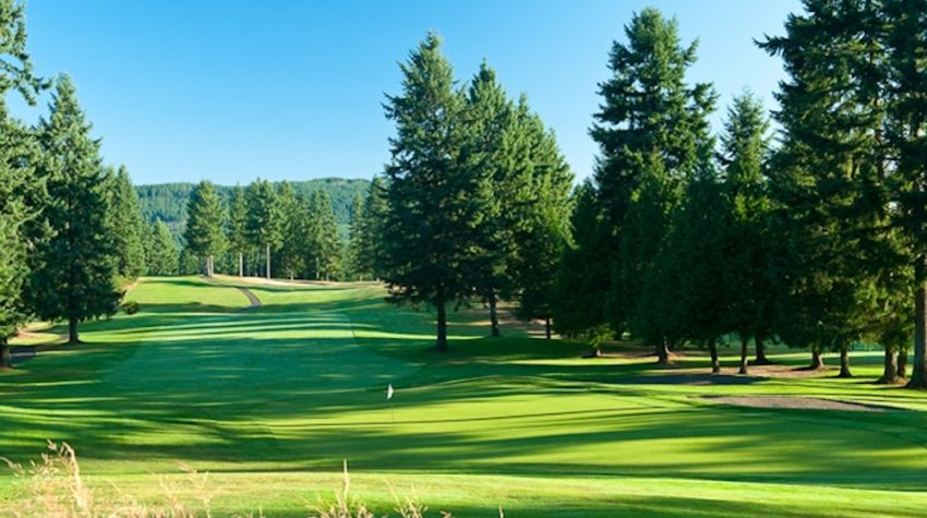 Gold Mountain GC - Olympic Course