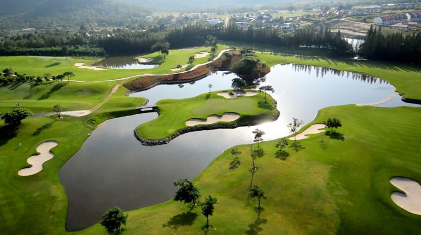 Black Mountain GC - Thailand