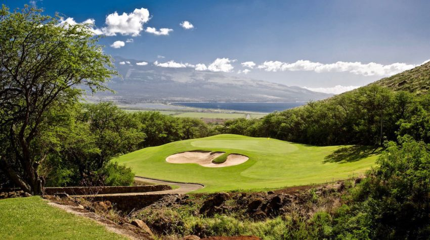 Kahili Golf Course - Maui