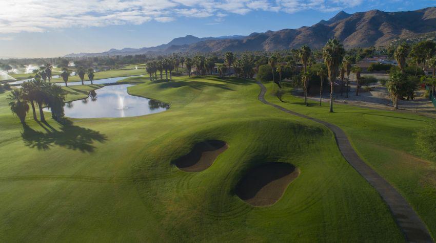 Tahquitz Creek GC - Resort Course