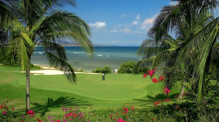Punta Mita Golf - Pacifico 7th Hole