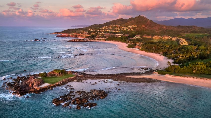 Punta Mita Golf - Pacifico - Tail of the Whale