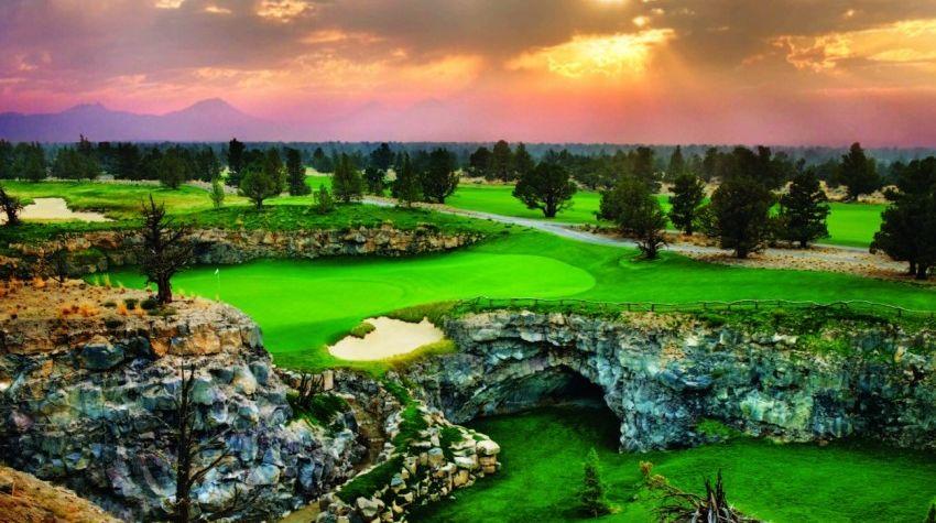 Pronghorn Resort - Fazio Championship GC