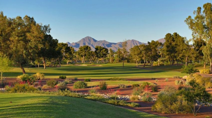 McCormick Ranch GC - Pine and Palm
