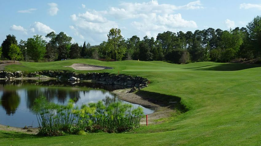Orange Lake Resort - The Legends Course