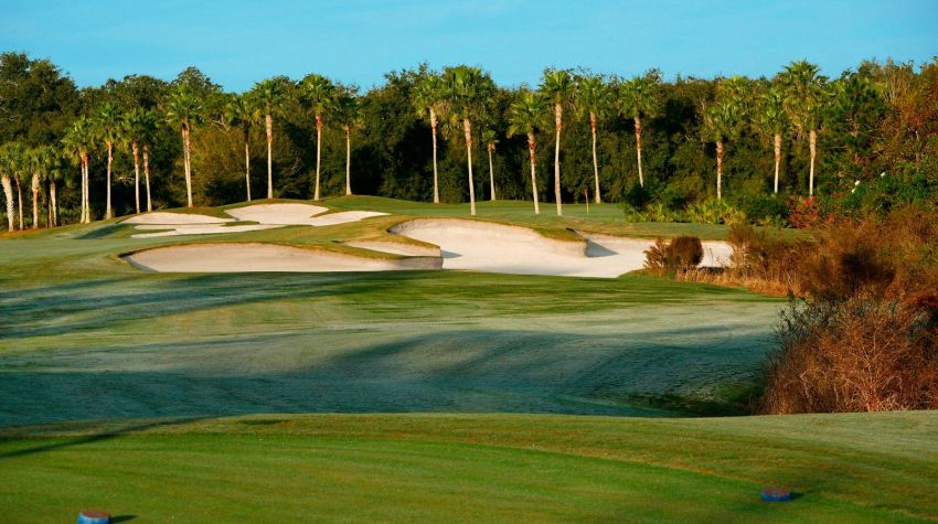 Stonegate GC at Solivita:  Oaks Course