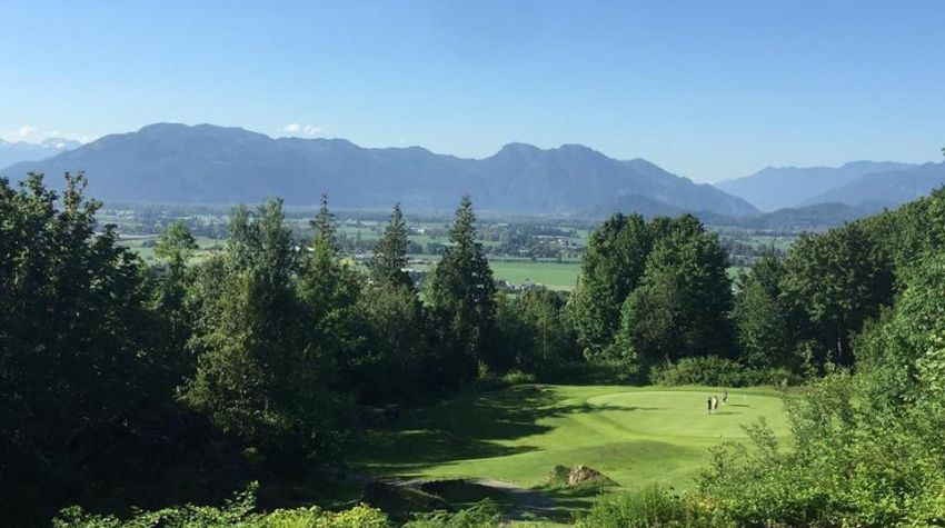 The Falls Golf Course
