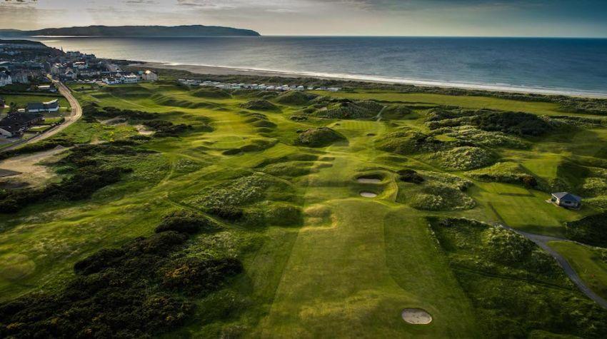 Castlerock Golf Club - Ireland golf packages