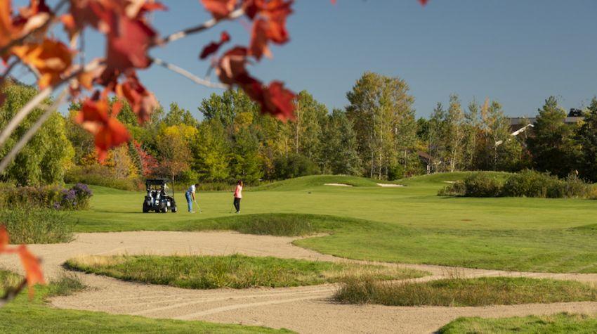 Collingwood golf package