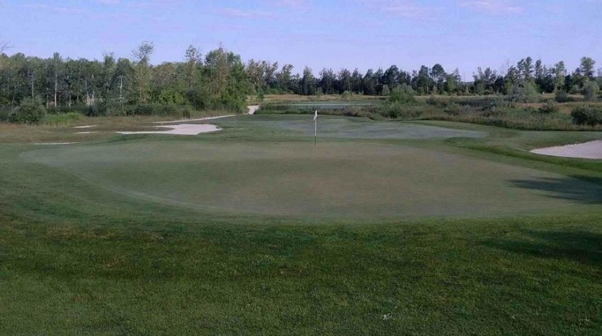 Collingwood golf packages