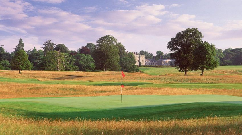 Carton House - Montgomerie Links Course