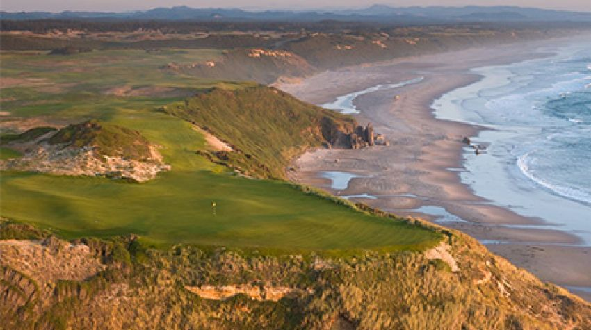 Bandon Dunes Golf Resort - Sheep Ranch GC