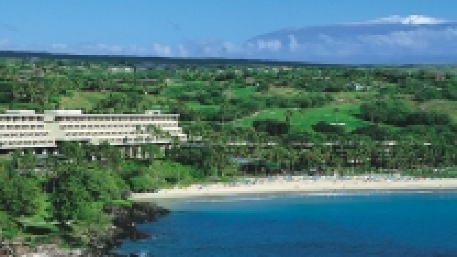 Mauna Kea Beach Hotel - Hawaii golf packages