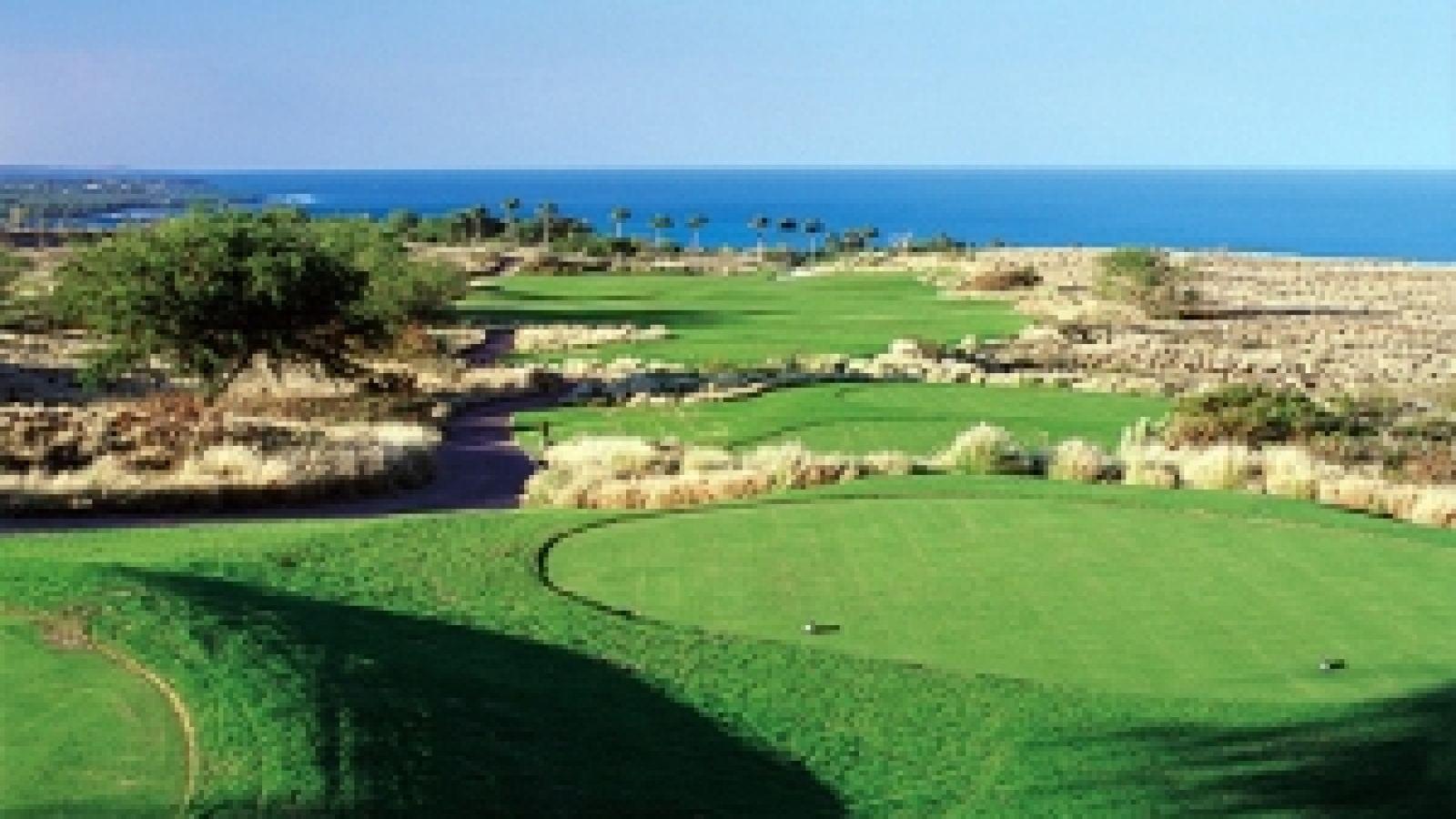 Hapuna Beach Resort - Hawaii golf packages
