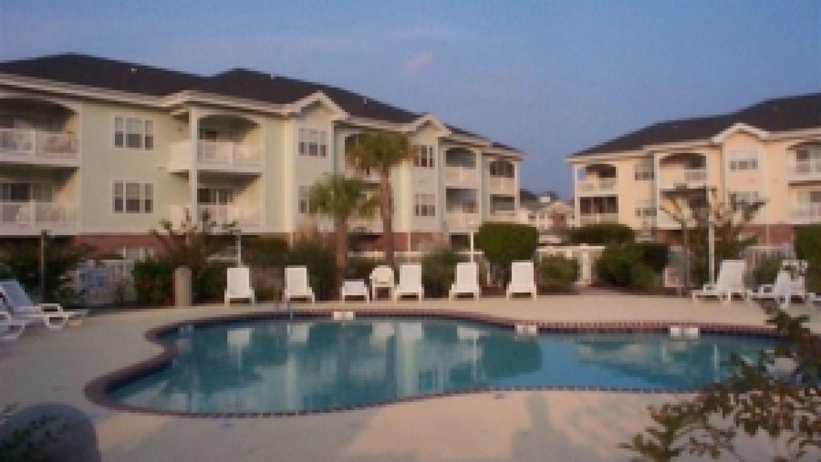Myrtlewood Villas - Myrtle Beach golf packages