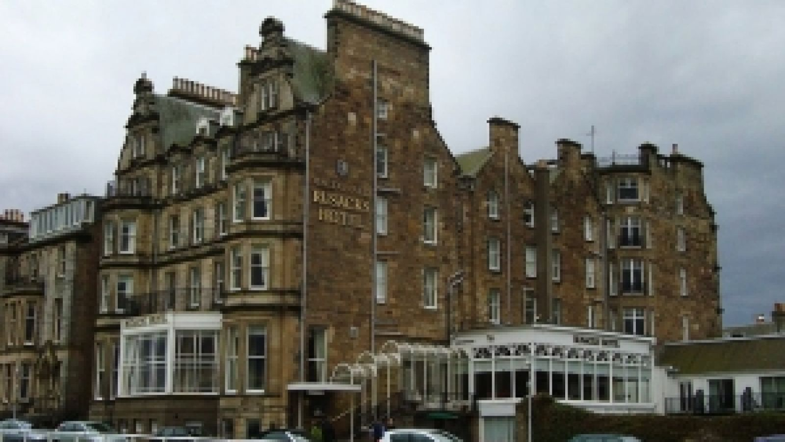 Macdonald Rusacks Hotel - Scotland golf packages