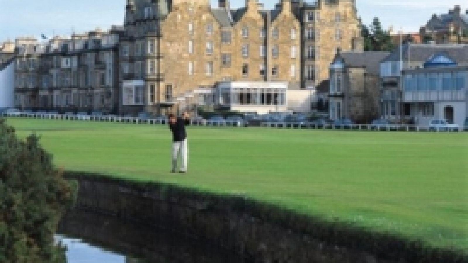 Macdonald Rusacks Hotel - Scotland golf packages