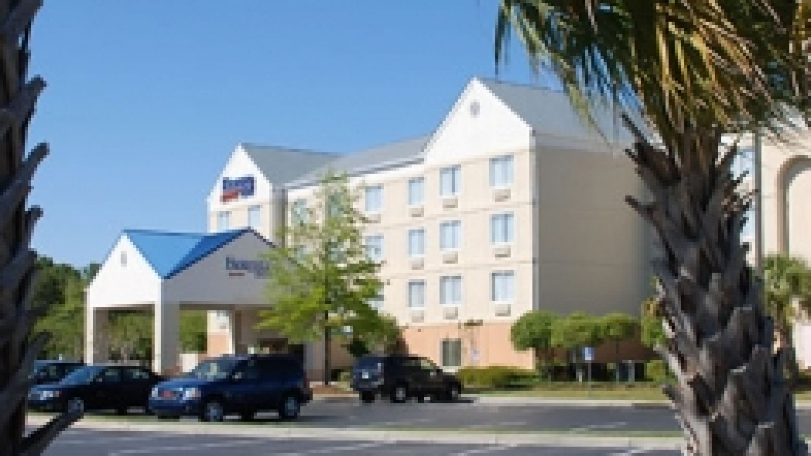 Fairfield Inn Broadway at the Beach - Myrtle Beach golf packages