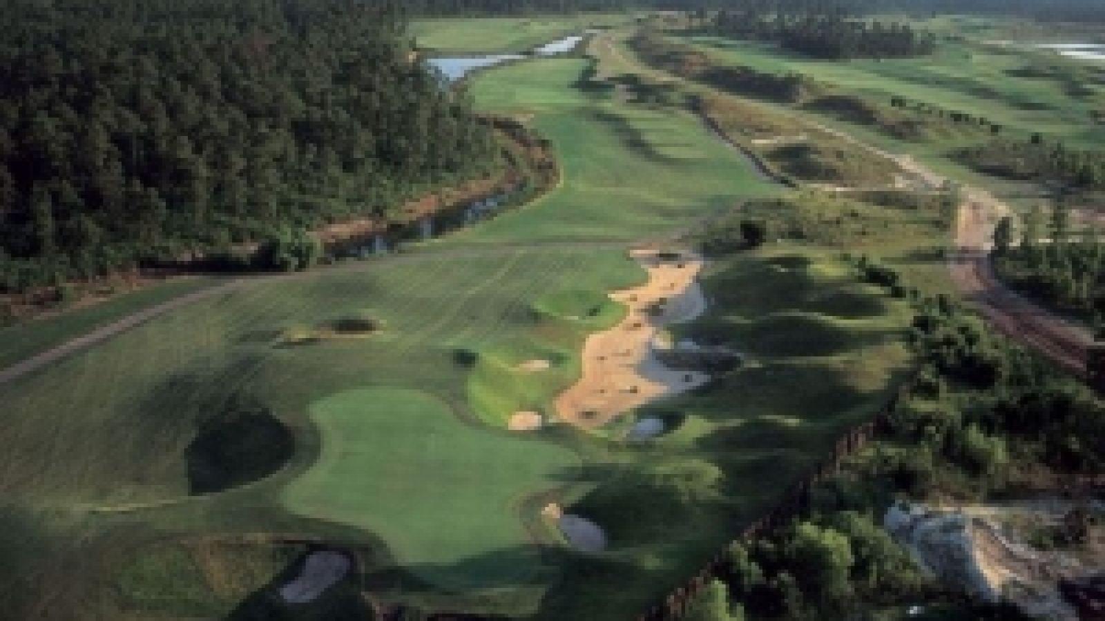 Legends Resorts - Myrtle Beach golf packages
